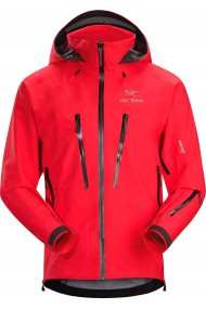 Ski Guide Jacket Dope Dye (H) Dope Red