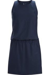 Contenta Dress (D) Cobalt Moon
