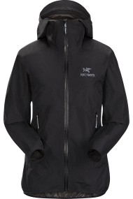 Zeta FL Jacket (D) Black