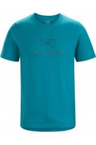 ArcWord T-Shirt SS (H) Dark Firoza