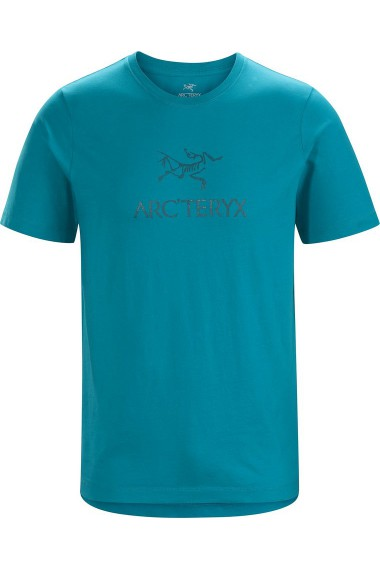Arc'teryx ArcWord T-Shirt SS (H) Dark Firoza