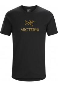 ArcWord T-Shirt SS (H) 24k Black