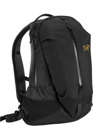 Arro 16 Backpack (A) Black
