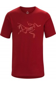 Archaeopteryx T-Shirt SS (H) Red Beach
