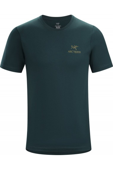 Arc'teryx Emblem T-Shirt SS (H) Labyrinth