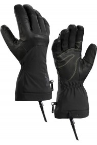 Fission SV Glove (A) Black Infrared