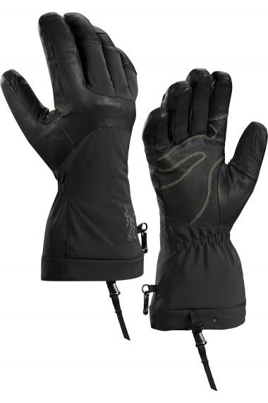Arc'teryx Fission SV Glove (A) Black Infrared