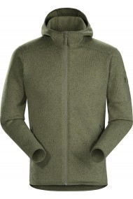 Covert Hoody (H) Arbour Heather