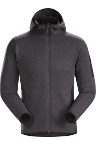 Covert Hoody (H) Whiskey Jack Heather