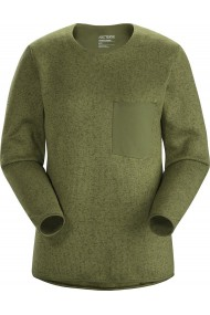 Covert Sweater (D) Arbour Heather