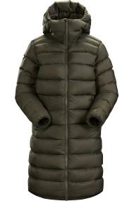 Seyla Coat (D) Dark Aeroponic