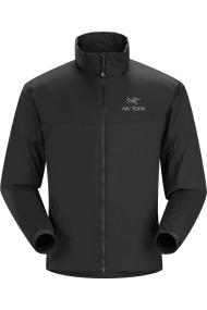 Atom LT Jacket (H) Black