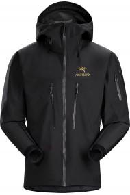 Alpha SV Jacket (H) 24k Black