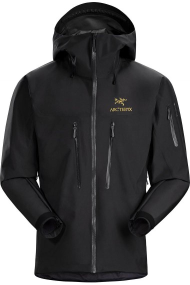 Arc'teryx Alpha SV Jacket (H) 24k Black