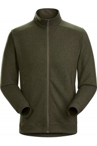 Covert LT Cardigan (H) Dracaena Heather