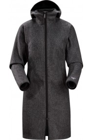 Lanea Long Coat (D) Carbon Copy