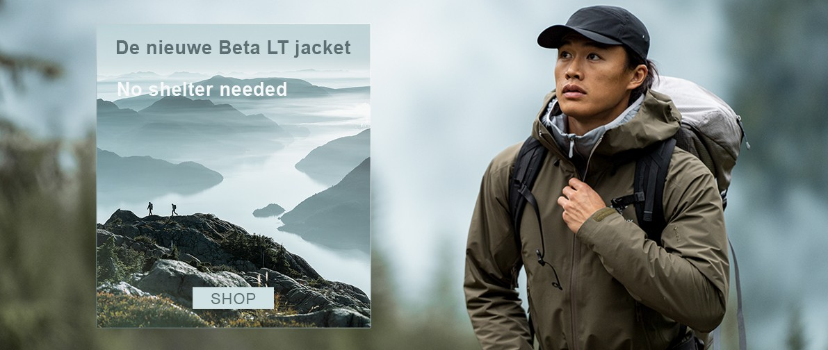 Beta LT jacket